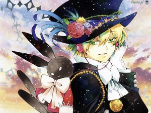 Rating: Safe Score: 17 Tags: pandora_hearts watermark User: OzVessalius