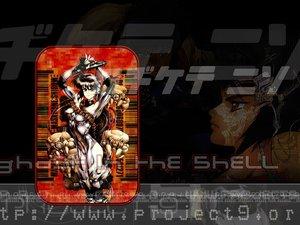 Rating: Safe Score: 8 Tags: ghost_in_the_shell kusanagi_motoko shirow_masamune User: Oyashiro-sama