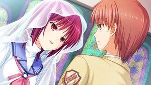 Rating: Safe Score: 23 Tags: angel_beats! game_cg iwasawa_masami key male na-ga otonashi_yuzuru User: Tensa