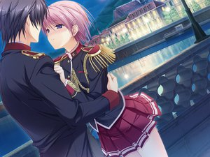 Rating: Safe Score: 32 Tags: game_cg kisaki_mio komori_kei walkure_romanze User: Maboroshi
