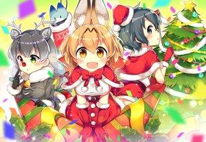 クリスマスの壁紙 1500×1033px 2004KB