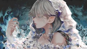 Rating: Safe Score: 89 Tags: blue_eyes close cross original pointed_ears rsef User: FormX