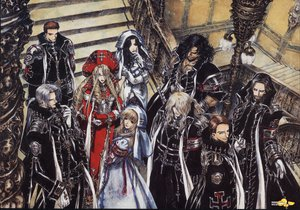 Rating: Safe Score: 4 Tags: abel_nightroad black_hair blonde_hair brown_hair caterina_sforza corset cross glasses gloves gray_hair hugue_de_watteau kate_scott leon_garcia_de_asturias noelle_bor nun tagme thores_shibamoto tres_iqus trinity_blood vaclav_havel william_walter_wordsworth User: atlantiza