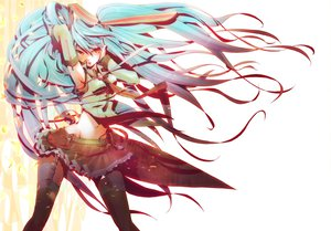 Rating: Safe Score: 67 Tags: hatsune_miku plastick vocaloid User: anaraquelk2