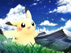 Rating: Safe Score: 65 Tags: pikachu pokemon User: HawthorneKitty