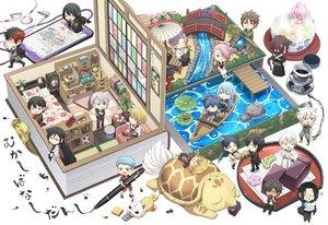 Rating: Safe Score: 31 Tags: all_male anthropomorphism chibi group hizen_tadahiro itou_(mogura) kasen_kanesada kogitsunemaru konnosuke kousetsu_samonji male nankaitarou_chouson ookurikara otegine sayo_samonji sengo_muramasa_(touken_ranbu) shokudaikiri_mitsutada souza_samonji taikogane_sadamune touken_ranbu tsurumaru_kuninaga yagen_toushirou yamabushi_kunihiro yamanbagiri_chougi yamanbagiri_kunihiro User: otaku_emmy