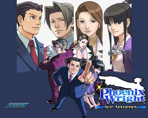 Rating: Safe Score: 12 Tags: gyakuten_saiban maya_fey mia_fey miles_edgeworth phoenix_wright tagme User: Oyashiro-sama