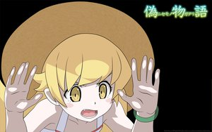 Rating: Safe Score: 85 Tags: blonde_hair close hat long_hair monogatari_(series) nisemonogatari oshino_shinobu transparent vector watermark yellow_eyes User: SciFi