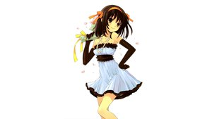 Rating: Safe Score: 178 Tags: dress itou_noiji suzumiya_haruhi suzumiya_haruhi_no_yuutsu white User: lunatique