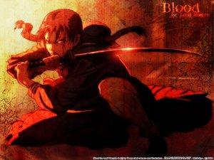 Rating: Safe Score: 24 Tags: blood blood_(anime) blood_the_last_vampire otonashi_saya sword weapon User: Kulag