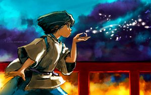 Rating: Safe Score: 40 Tags: ghibli male spirited_away User: Mund