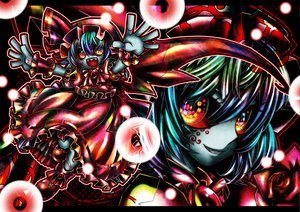 Rating: Safe Score: 58 Tags: hat ninomae remilia_scarlet touhou vampire wings User: PAIIS
