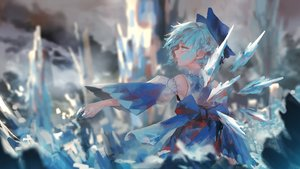 Rating: Safe Score: 41 Tags: cirno fairy rsef touhou User: FormX
