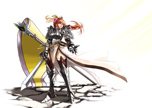 Rating: Safe Score: 33 Tags: armor rotix sword weapon white User: HawthorneKitty
