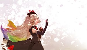 Rating: Safe Score: 56 Tags: ichinose777 mayu_(vocaloid) vocaloid User: FormX