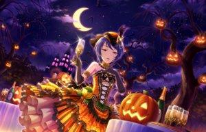 Rating: Safe Score: 36 Tags: annin_doufu halloween idolmaster idolmaster_cinderella_girls idolmaster_cinderella_girls_starlight_stage wakui_rumi User: luckyluna