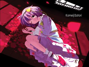 Rating: Safe Score: 19 Tags: gochou_(comedia80) komeiji_satori touhou User: korokun