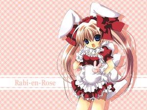 Rating: Safe Score: 27 Tags: animal_ears bunnygirl di_gi_charat usada_hikaru User: rargy