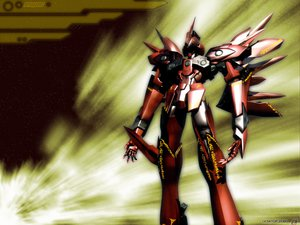 Rating: Safe Score: 15 Tags: mecha xenogears User: WhiteExecutor