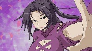 Rating: Safe Score: 8 Tags: kazehana purple sekirei vector User: atlantiza