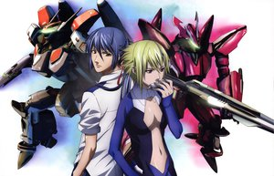 Rating: Safe Score: 14 Tags: brera_stone macross_frontier mecha saotome_alto User: atlantiza