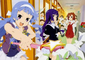 Rating: Safe Score: 29 Tags: aoba_tsugumi kannagi_crazy_shrine_maidens nagi school_uniform wand zange User: anaraquelk2