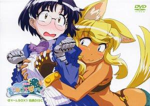 Rating: Safe Score: 36 Tags: aiko liru renkin_san-kyuu_magical_pokaan scan wolfgirl User: Oyashiro-sama