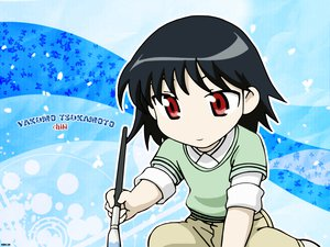 Rating: Questionable Score: 18 Tags: school_rumble tsukamoto_yakumo User: 秀悟