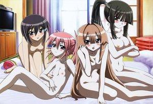 Rating: Explicit Score: 87 Tags: blush breasts edomae_luna group nipples nude photoshop seto_no_hanayome seto_san shiranui_akeno zenigata_mawari User: Anpan