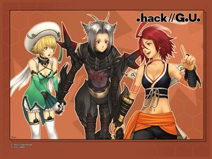 Rating: Safe Score: 16 Tags: .hack// .hack//g.u. alkaid atoli biwa haseo User: Oyashiro-sama