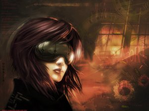 Rating: Safe Score: 30 Tags: ghost_in_the_shell kusanagi_motoko User: Oyashiro-sama