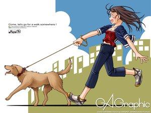Rating: Safe Score: 6 Tags: animal dog gagraphic logo watermark yumeuta User: Oyashiro-sama