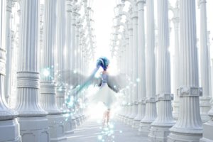 Rating: Safe Score: 83 Tags: 3d angel blue_hair hatsune_miku long_hair tagme_(artist) twintails vocaloid wings User: humanpinka