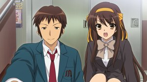 Rating: Safe Score: 33 Tags: game_cg kyon male school_uniform suzumiya_haruhi suzumiya_haruhi_no_tsuisou suzumiya_haruhi_no_yuutsu User: SciFi