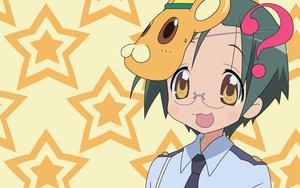 Rating: Safe Score: 3 Tags: bonta-kun full_metal_panic lucky_star narumi_yui police User: Oyashiro-sama