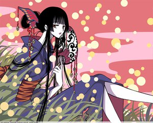 Rating: Safe Score: 12 Tags: clamp ichihara_yuuko japanese_clothes kimono xxxholic User: Oyashiro-sama