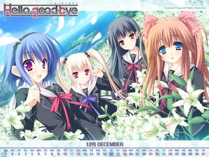 Rating: Safe Score: 1 Tags: calendar flowers group hello_good-bye hiiragi_koharu moekibara_fumitake rindou_natsume saotome_suguri seifuku yukishiro_may User: oranganeh