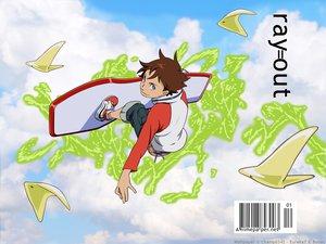 Rating: Safe Score: 2 Tags: eureka_seven renton_thurston skyfish_(eureka_seven) User: Oyashiro-sama