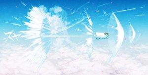 Rating: Safe Score: 104 Tags: asgr clouds original sky sleeping User: Wiresetc