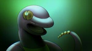 Rating: Safe Score: 10 Tags: animal close dark ekans green higa-tsubasa nobody pokemon polychromatic snake User: otaku_emmy