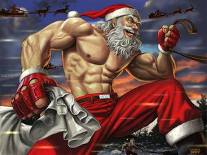 Rating: Safe Score: 106 Tags: christmas male matataku santa_claus User: HawthorneKitty