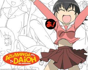 Rating: Safe Score: 8 Tags: azumanga_daioh takino_tomo white User: Oyashiro-sama
