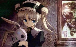 Rating: Safe Score: 24 Tags: bunny goth-loli kamikawa_mayuko loli lolita_fashion sola User: Oyashiro-sama