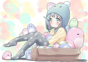 Rating: Safe Score: 104 Tags: hat loli omaru tagme User: opai
