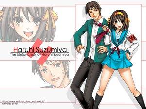 Rating: Safe Score: 6 Tags: kyon male suzumiya_haruhi suzumiya_haruhi_no_yuutsu User: Oyashiro-sama