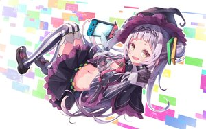 Rating: Safe Score: 44 Tags: game_console hololive murasaki_shion shima0917 User: sadodere-chan