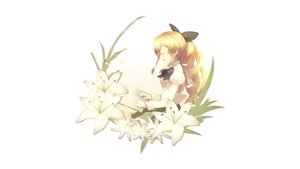 Rating: Safe Score: 57 Tags: blonde_hair katawa_shoujo satou_lilly User: Medzy