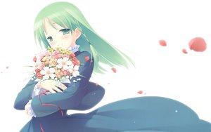Rating: Safe Score: 15 Tags: cuffs_(studio) flowers garden_(galge) petals white User: 秀悟