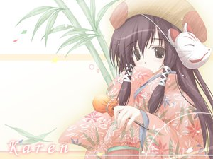Rating: Safe Score: 27 Tags: cuffs japanese_clothes kimono sakura_musubi sera_karen tenmu_shinryuusai User: Xtea