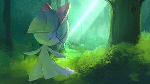 Rating: Safe Score: 13 Tags: close forest grass green higa-tsubasa nobody pokemon polychromatic ralts shade tree User: otaku_emmy
